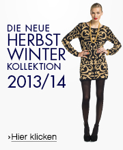 Herbst-/Winterkollektion 2013