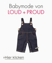 Loud+Proud Babymode