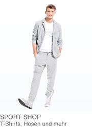 Herren Sportswear Shop