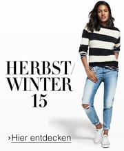 Herbst/Winter Kollektion 2015