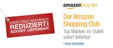 Teaser Bild für Amazon Special: Amazon BuyVIP Kategorie Outlet