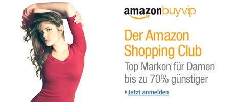 Teaser Bild für Amazon Special: Amazon BuyVIP Kategorie Damen