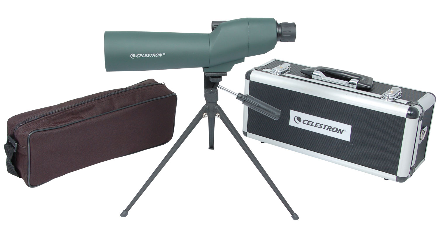 Celestron upclose 60 mm zoom spektiv 20 60x: amazon.de: kamera