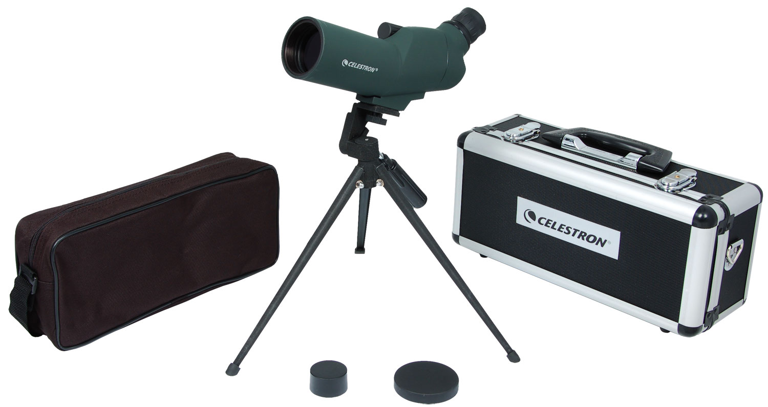 Celestron upclose 50 mm zoom spektiv 15 45x: amazon.de: kamera