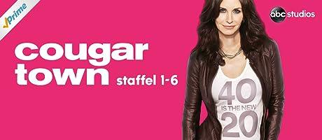 Cougar Town Staffel 1-6, Enthalten in Prime