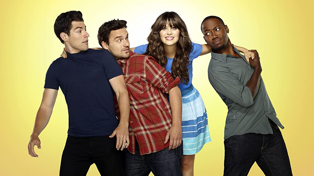 New Girl Amazon Prime