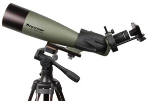Celestron ultima 100 mm zoom spektiv 22 66x: amazon.de: kamera