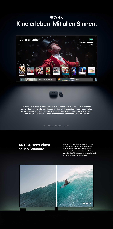 Apple Tv 4k 64gb Amazonde Alle Produkte