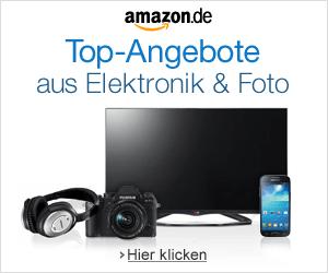 Amazon: Top Angebote aus Elektronik und Foto