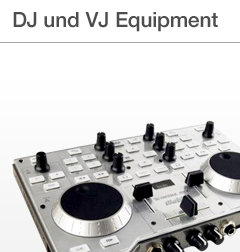 DJ & VJ Equipment