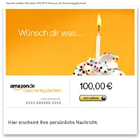 Amazon.de Gutschein per E-Mail (Verschiedene Motive