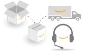Laissez Amazon vous aider à augmenter vos ventes en s'occupant de la logistique