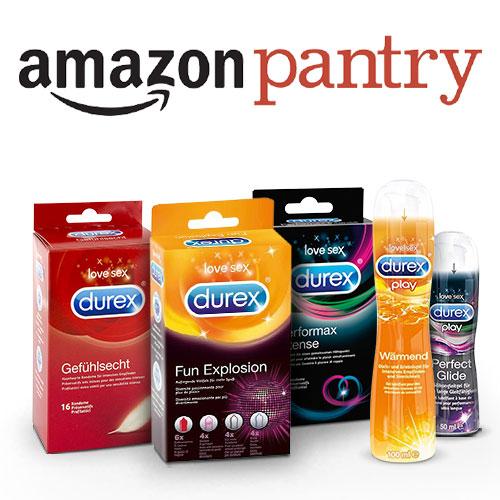 Durex Pantry 500x500 Amazon Blitzangebote