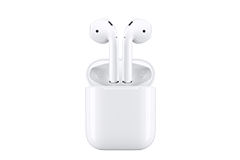 AirPods mit Ladecase (Neuestes Modell)