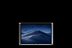 MacBook Pro 13 Zoll mit Touch Bar und zwei Thunderbolt 3 (Neuestes Modell)