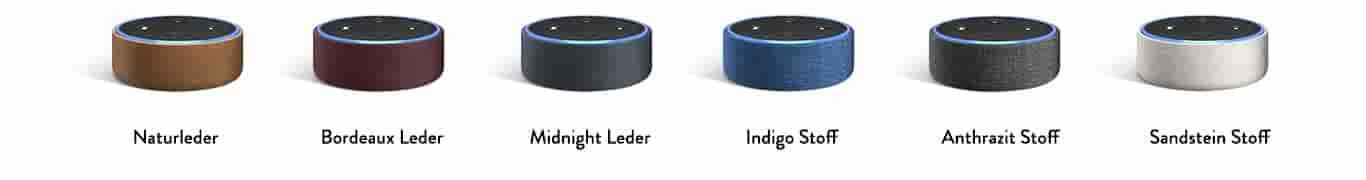 Amazon Echo Dot Hüllen