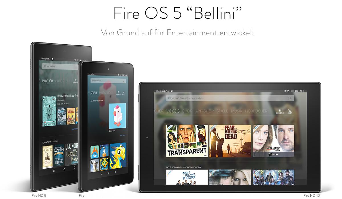 Fire OS 5