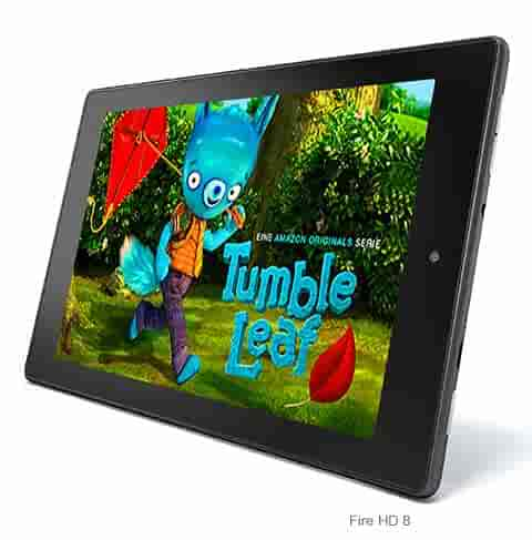 fire tablet 17 7 cm 7 zoll display wlan 8 gb schwarz. Black Bedroom Furniture Sets. Home Design Ideas