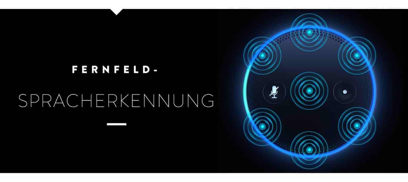 Fernfeld-Spracherkennung