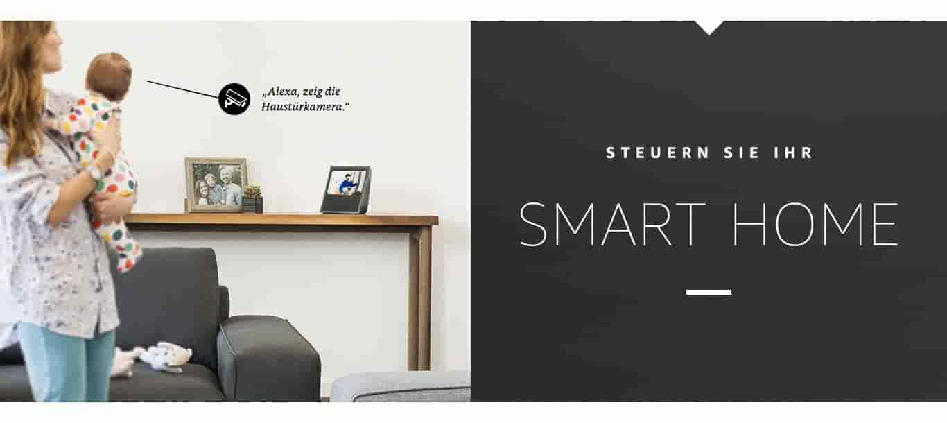 Steuern Sie Ihr Smart Home