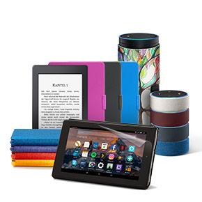 20% Rabatt auf Zubehör für Kindle-, Fire- und Echo-Geräte