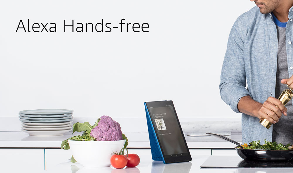 Alexa Hands-free-Modus