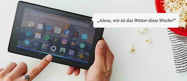 Lernen Sie Alexa kennen