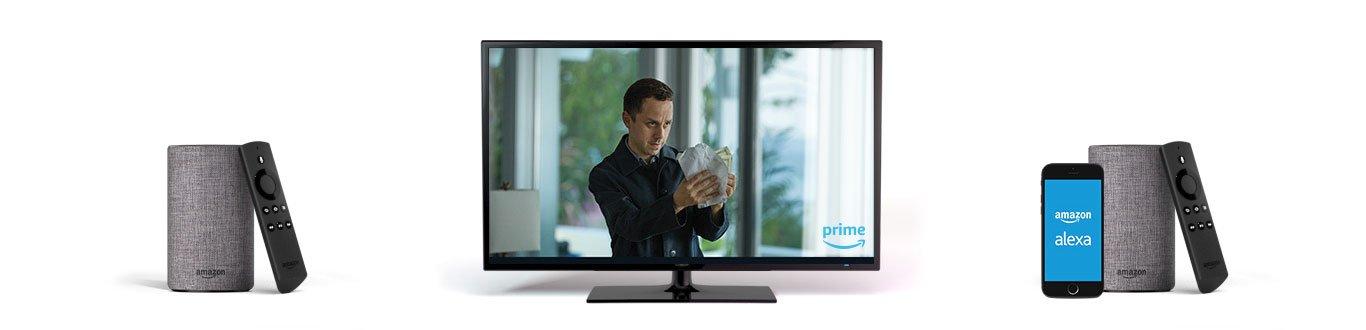 Fire TV mit Echo steuern - Auch das geht.