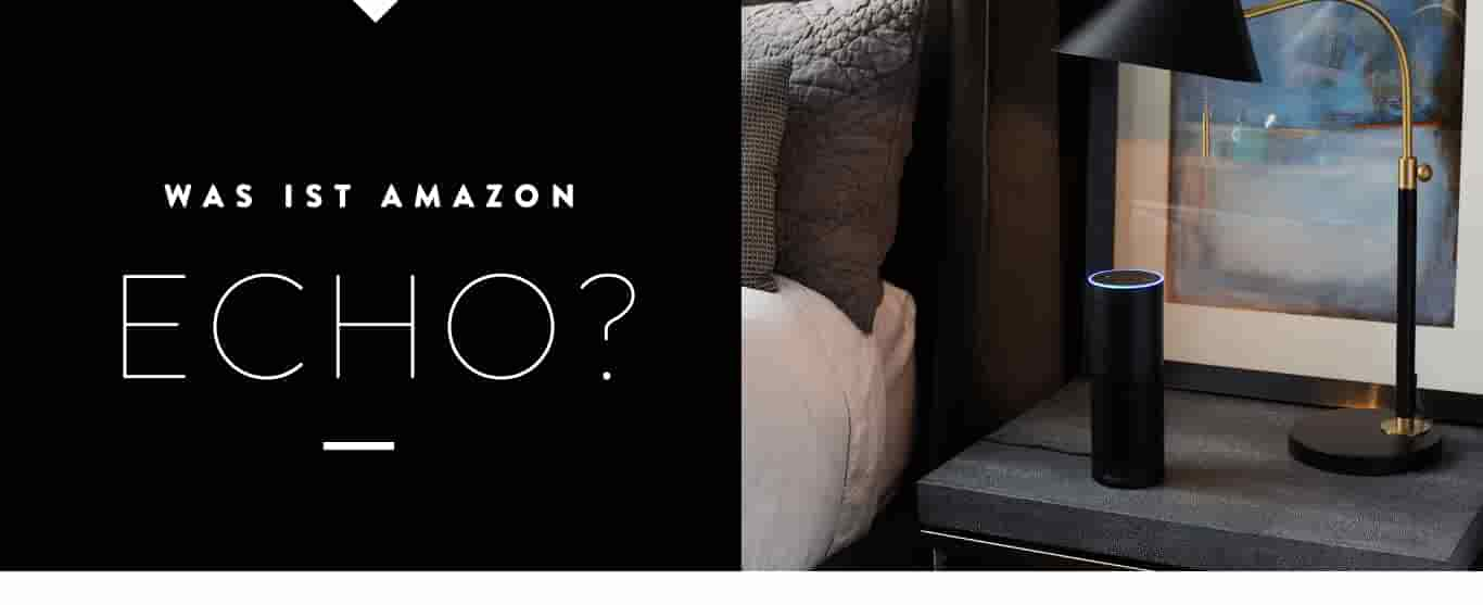 Was ist Amazon Echo?