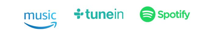 Amazon Music   Spotify   TuneIn