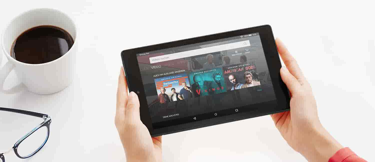 Exklusive Funktionen Ihres Fire-Tablets