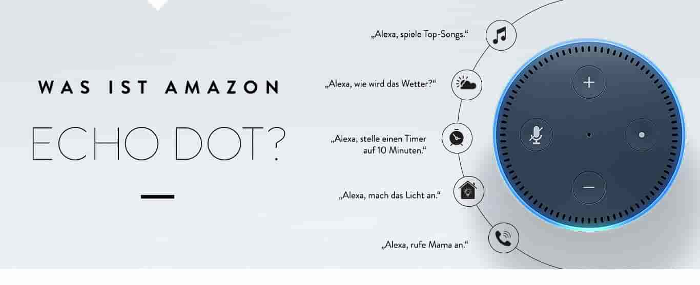 Was ist Amazon Echo Dot?