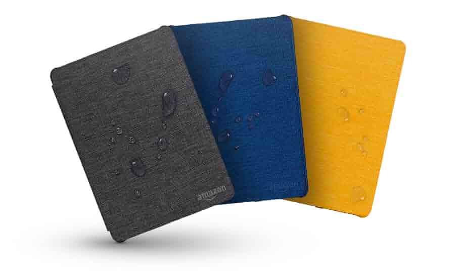 Amazon kindle paperwhite hülle aus wassergeeignetem stoff