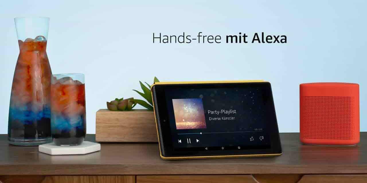 Jetzt mit Alexa Hands-free