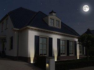 ranex led bodeneinbaustrahler f r au en eckig befahrbar bis zu 800 kg belastbar. Black Bedroom Furniture Sets. Home Design Ideas