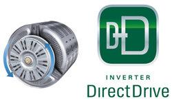 LG Inverter DirectDrive-Motor