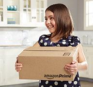Genießen Sie Amazon Prime
