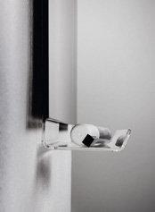 sigel gl199 stifteschale artverum 17 cm acryl glasklar. Black Bedroom Furniture Sets. Home Design Ideas