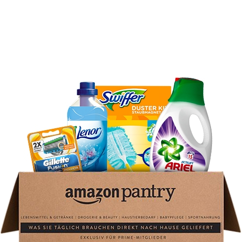 DE Pantry PG Shopper Acquisition Program 2016 04 14 EM 500x500. V275421063  Amazon Blitzangebote Übersicht