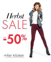 Herbst-SALE bis -50%