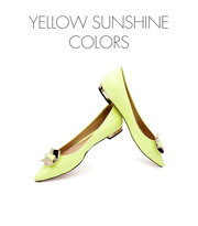 Yellow Sunshine Colors