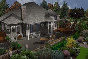 architekt 3d gartendesigner software. Black Bedroom Furniture Sets. Home Design Ideas