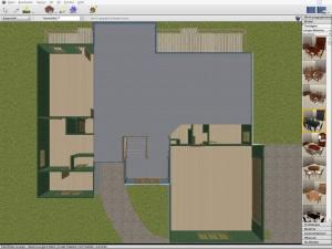 architekt 3d x7 professional software. Black Bedroom Furniture Sets. Home Design Ideas