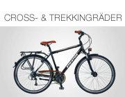 Radsport Cross- und Trekkingräder