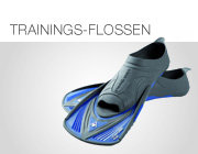 Trainings-Flossen