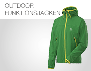 Outdoor Funktionsjacken