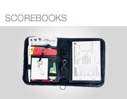 Schiedsrichterausrüstung Scorebooks