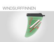 Windsurfen Finnen