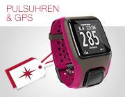 GPS- & Pulsuhren