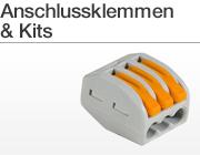 Anschlussklemmen & kits